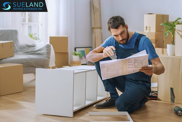 Finding a Professional Furniture Assembly Company