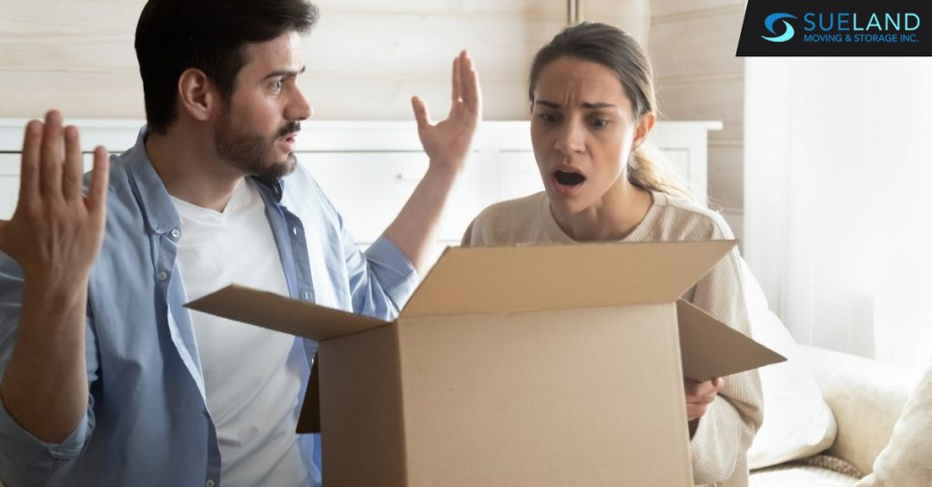 When MOVING GOES WRONG